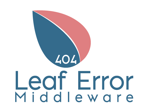 Leaf Error Middleware